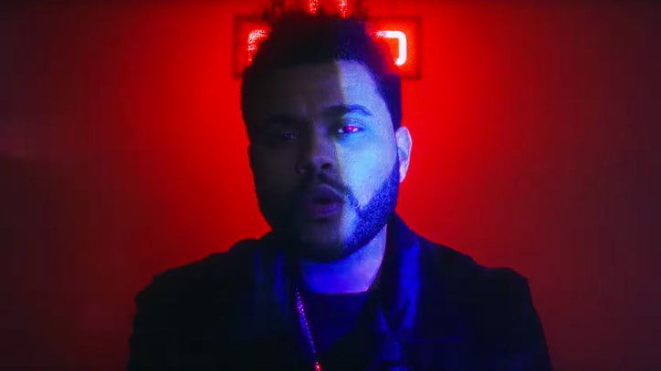 Watch the Weeknd's Chaotic 'Party Monster' Video