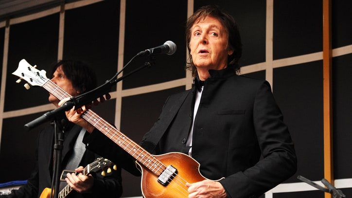 Paul McCartney Preps Huge Reissue With Rare Elvis Costello Demos