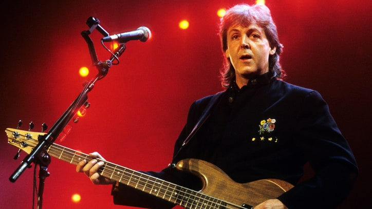Hear Paul McCartney's Rollicking, Unreleased 'Twenty Fine Fingers' Demo