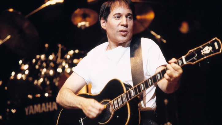 Weekend Rock Question: What's the Best Solo Paul Simon Song?
