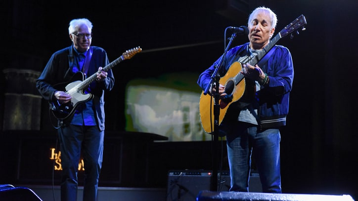 See Paul Simon Debut Forlorn 2011 Song 'Question for the Angels' on 'Colbert'