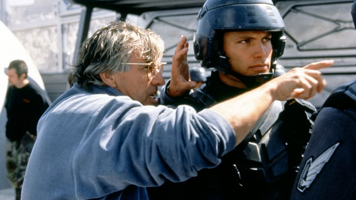 Original 'Starship Troopers' Director: Remake Fits Trump Presidency
