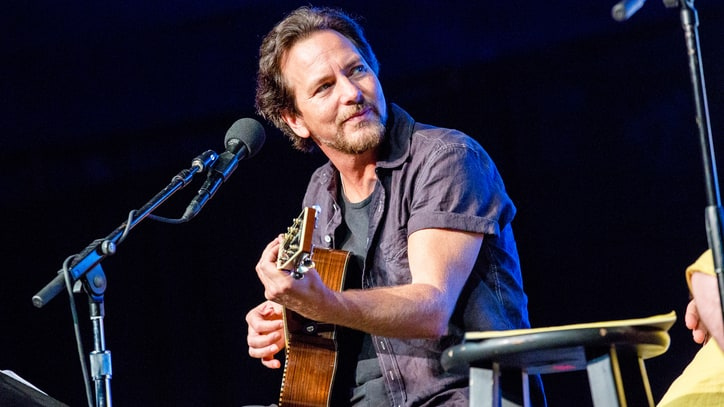 Pearl Jam Donate $70,000 to Man Who Saved Eddie Vedder's Life