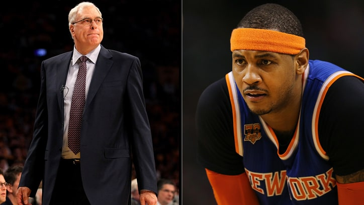How Carmelo Anthony, Phil Jackson Turned New York Knicks Into NBA's Best Soap Opera