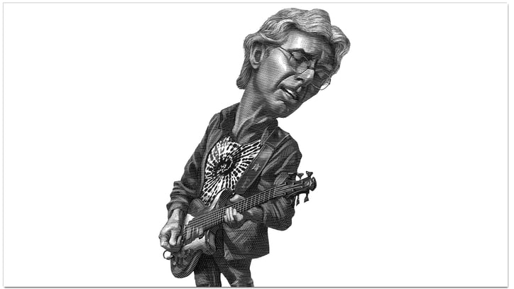 The Last Word: Phil Lesh on Favorite Jerry Garcia Memory, Love for Sci-Fi