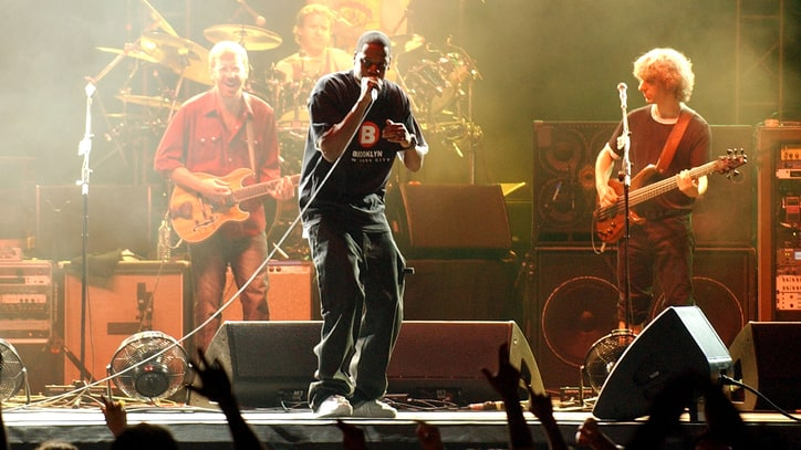 Flashback: Phish and Jay Z Join Forces For '99 Problems'