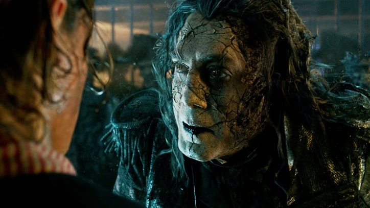 See Javier Bardem Hunt Jack Sparrow in New 'Pirates of the Caribbean' Trailer