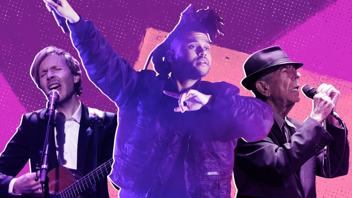 Our Favorite Songs Right Now: the Weeknd, Leonard Cohen, Beck and More