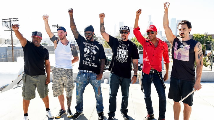 Prophets of Rage Drop Fiery Song Ahead of Republican National Convention