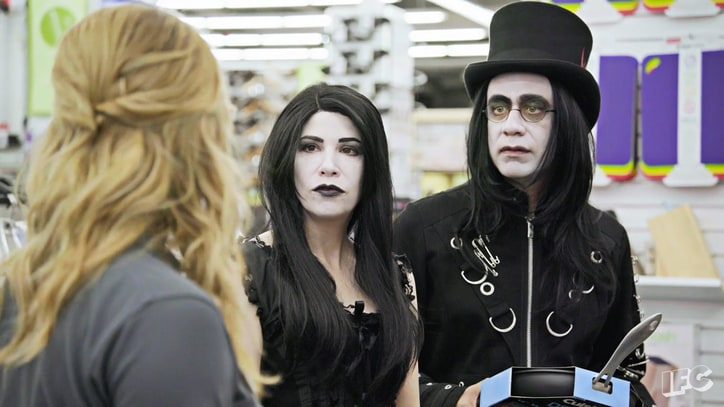 See Goth Fred Armisen, Carrie Brownstein Shop in 'Portlandia' Trailer