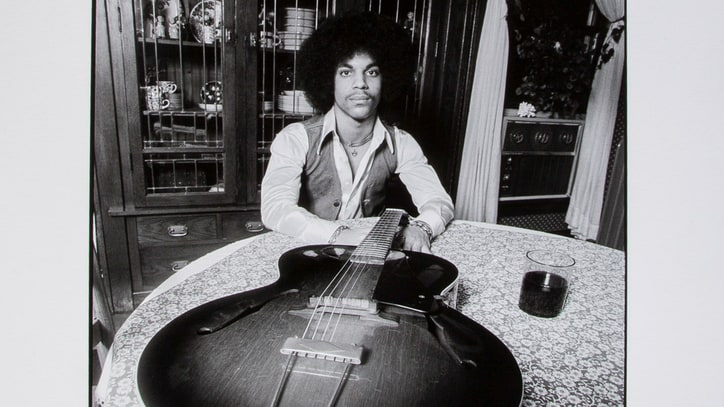 Prince Guitar, Jimi Hendrix Arrest Documents Highlight Rock Auction