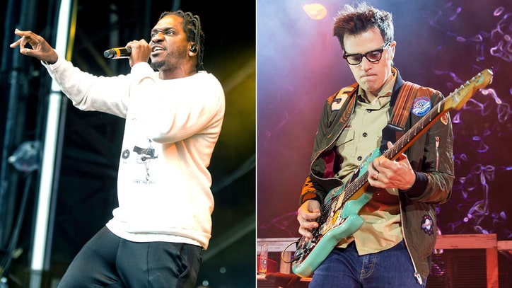 Hear Pusha T, Rivers Cuomo on Soft Rock Zeds Dead Jam 'Too Young'