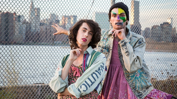 Review: Pwr Bttm's 'Pageant' Is Wild-Hearted Glam-Punk Subversion