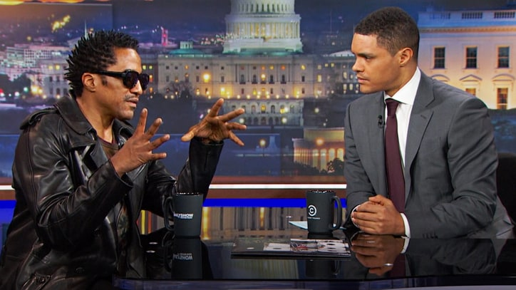 Watch Q-Tip Talk Racism, Electoral College on 'Daily Show'