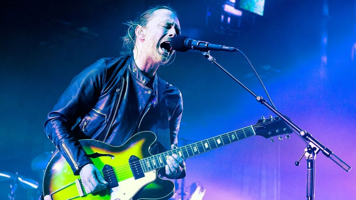 Hear Radiohead's Icy 'Moon Shaped' Bonus Cut 'Ill Wind'