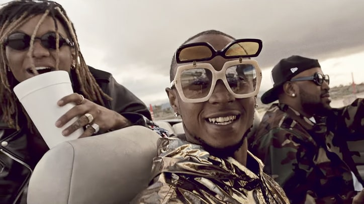 Watch Mike Will Made-It's Wild Desert Trip Video With Kendrick Lamar