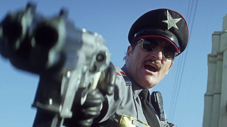 Watch Red Band Trailer for 'Officer Downe' Directed by Slipknot's Clown
