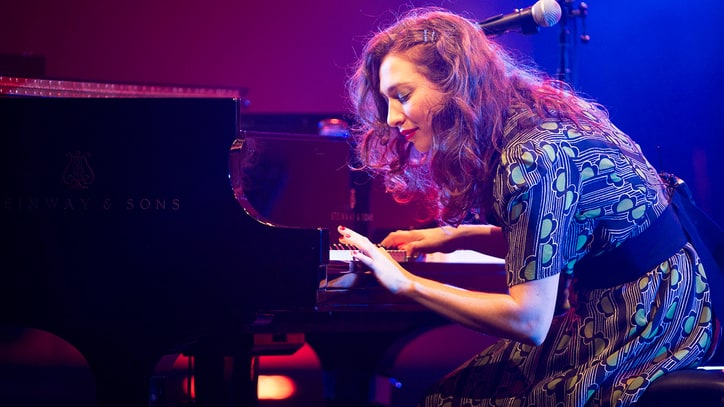 Hear Regina Spektor's Haunting 'While My Guitar Gently Weeps' Cover