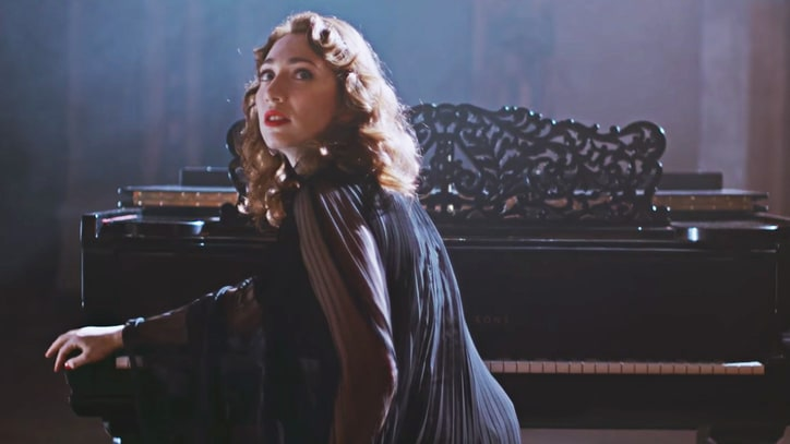 Watch Regina Spektor's Enchanting 'Black and White' Video