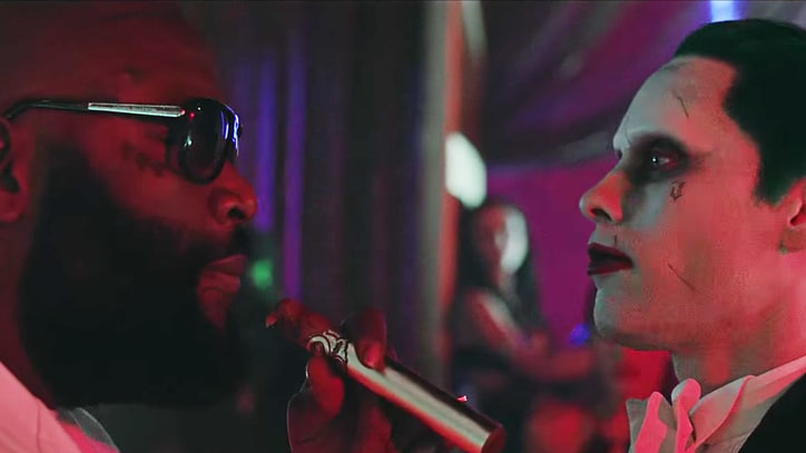 Watch Rick Ross, Skrillex Chill With the Joker in 'Purple Lamborghini'