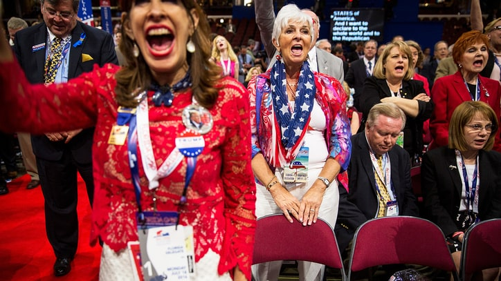 Meet the Trump-Supporting Women of the RNC