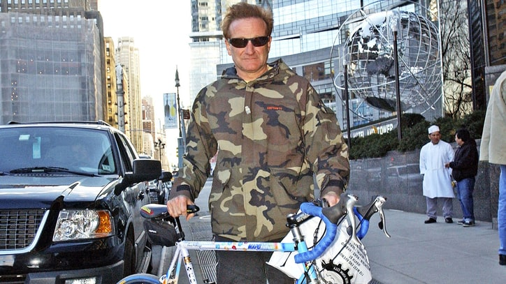 Robin Williams' Bicycle Collection Hits Charity Auction