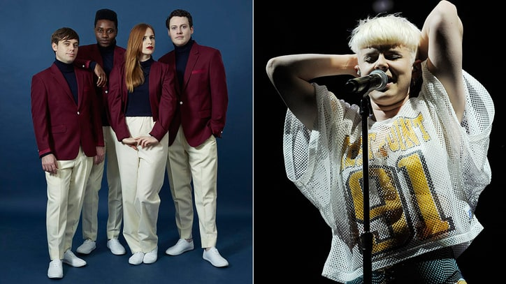 Watch Robyn, Metronomy's Blazing Breakup Video 'Hang Me Out to Dry'
