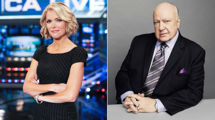 Megyn Kelly, Roger Ailes Sexual Harassment Film in the Works