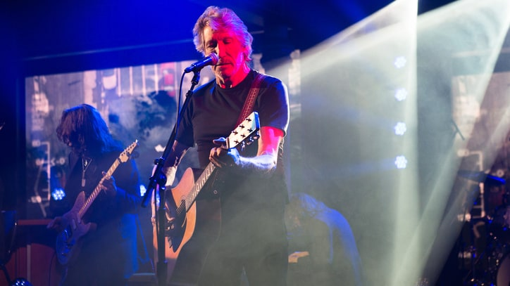 Watch Roger Waters Perform Plush, Orchestral 'Deja Vu' on 'Colbert'