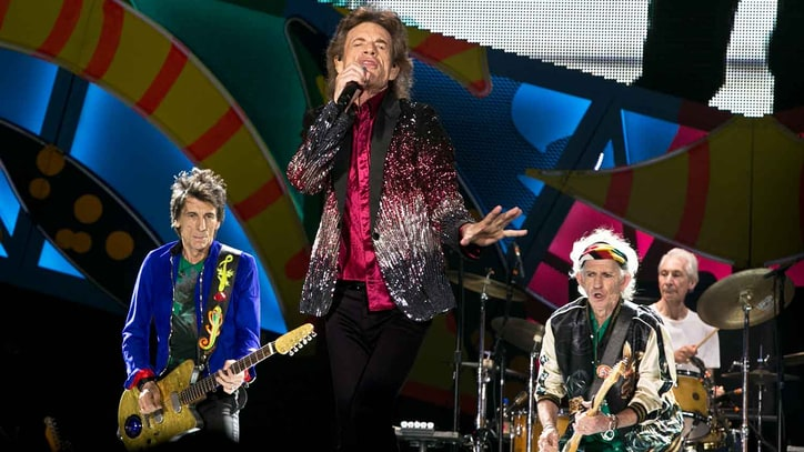 Rolling Stones Prep Release of Historic Cuba Show