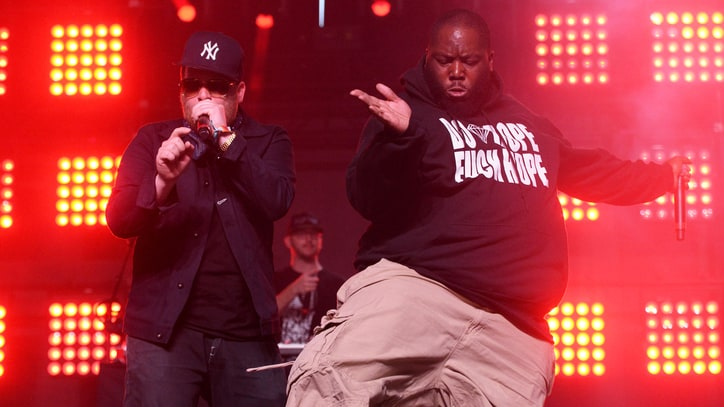 Watch Run the Jewels, Zack de la Rocha's Epic Protest Show