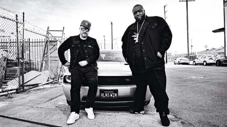 How Run the Jewels Became Hip-Hop's Most Intense Truth-Tellers