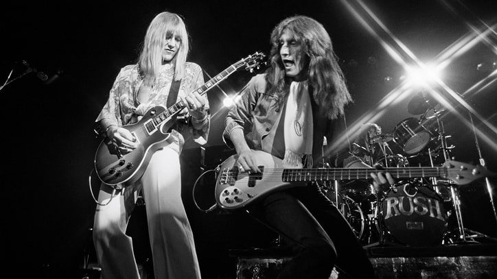 Rush's 'Time Stand Still' Tour Doc Heading to Theaters One Night Only