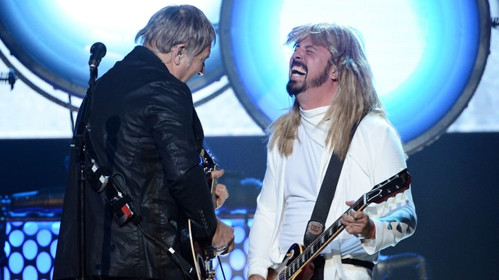 Flashback: Rush Jam '2112' With Foo Fighters at Hall of Fame