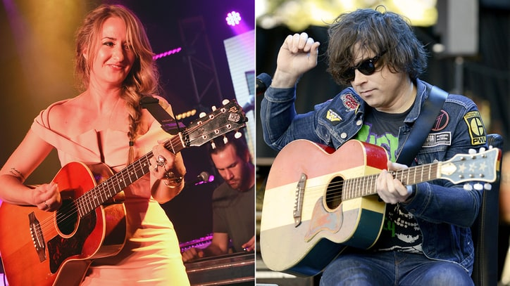 See Ryan Adams and Margo Price's Delicate 'A Kiss Before I Go'