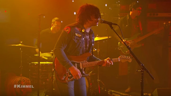 Watch Ryan Adams Perform Crushing 'Doomsday' on 'Kimmel'