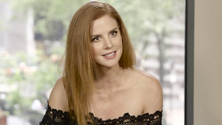 Watch 'Suits' Sarah Rafferty Explode Fan Theories in Exclusive Video