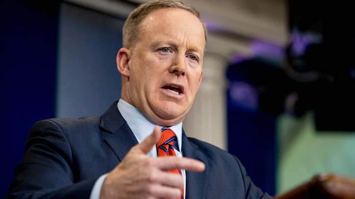 WTF Sean Spicer Just Said About Hitler During Passover