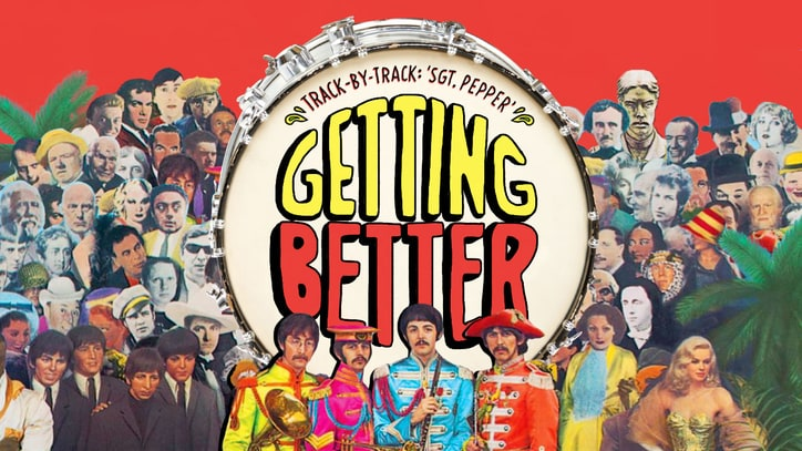 Beatles' 'Sgt. Pepper' at 50: John Lennon's Accidental 'Getting Better' Acid Trip