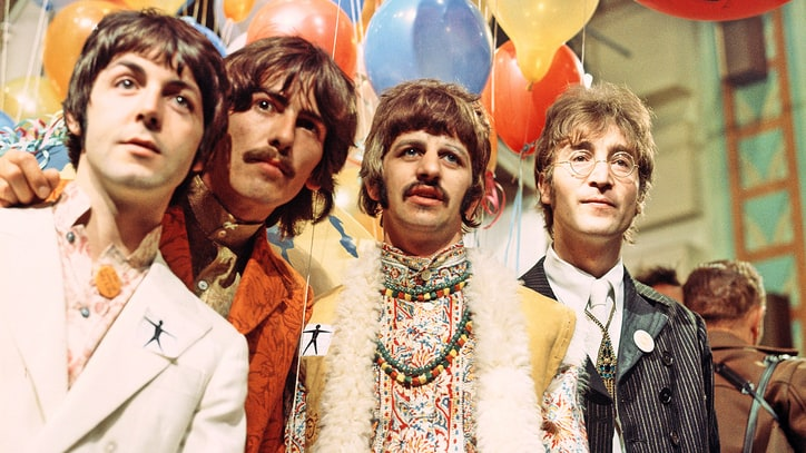 On the Charts: 50 Years Later, Beatles' 'Sgt. Pepper' Back in Top Three