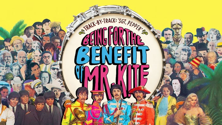 Beatles' 'Sgt. Pepper' at 50: How an Old Circus Poster Led to '... Mr. Kite!'