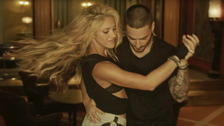 Watch Shakira Dance in Secret Bodega Club in New 'Chantaje' Video