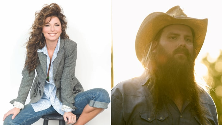 Shania Twain, Chris Stapleton Set for 'Today' Concert Series