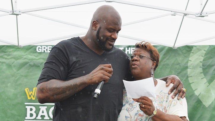 How to Stop Shaquille O'Neal: His Mother