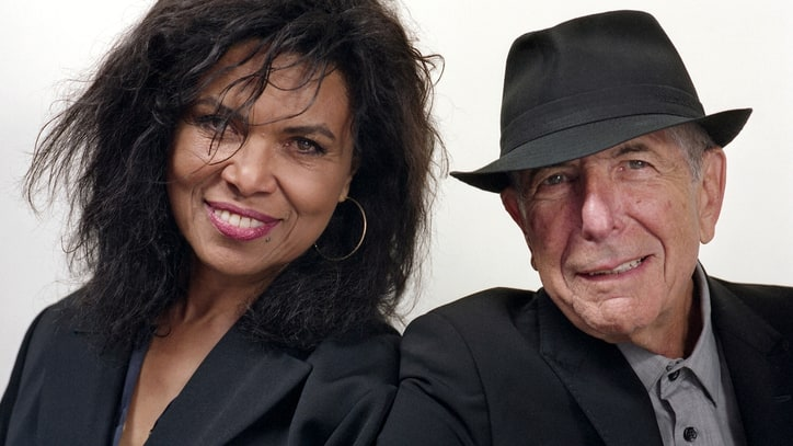 Sharon Robinson Reflects on Touring With Leonard Cohen