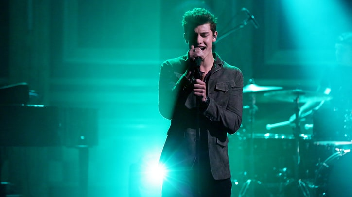 Watch Shawn Mendes Perform Soaring Ballad 'Mercy' on 'Fallon'
