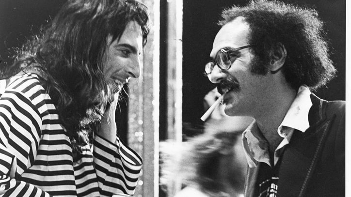 Shep Gordon Talks Alice Cooper Bond, Legalizing Pot, Creepy Fan Mail