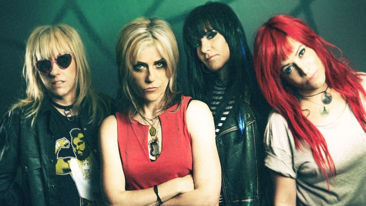 Watch Shirley Manson Hype L7's Feminism in Band Doc Trailer
