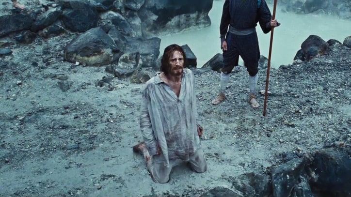 Watch Trailer for Martin Scorsese's Menacing New Movie 'Silence'