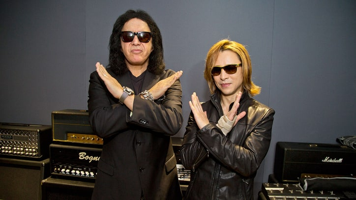 Gene Simmons, X Japan's Yoshiki Talk Harrowing New 'We Are X' Doc